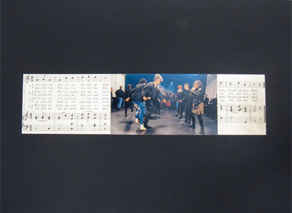 , 'ännchen von tharau ist, die mir gefallen,' 1993, Christine König Galerie