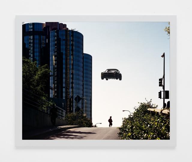 Matthew Porter, 'Metro Center', 2018, Photography, Archival pigment print in artist's frame, M+B