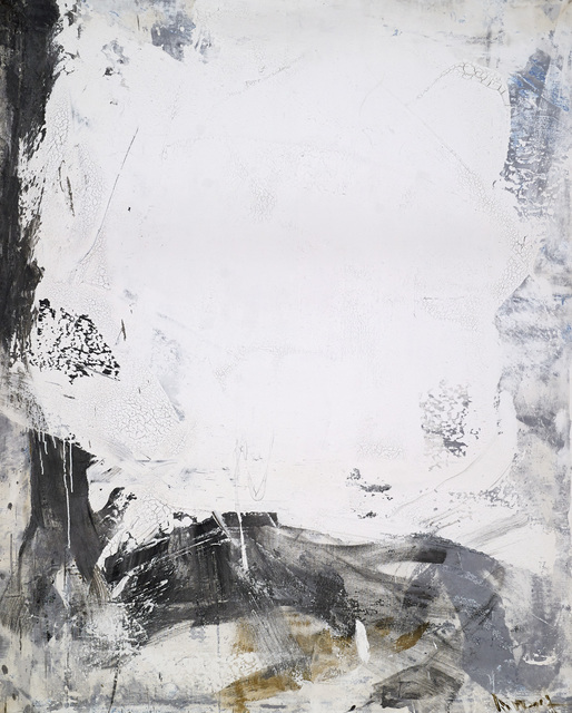, 'White and White Colour No.6,' 1991, 10 Chancery Lane Gallery