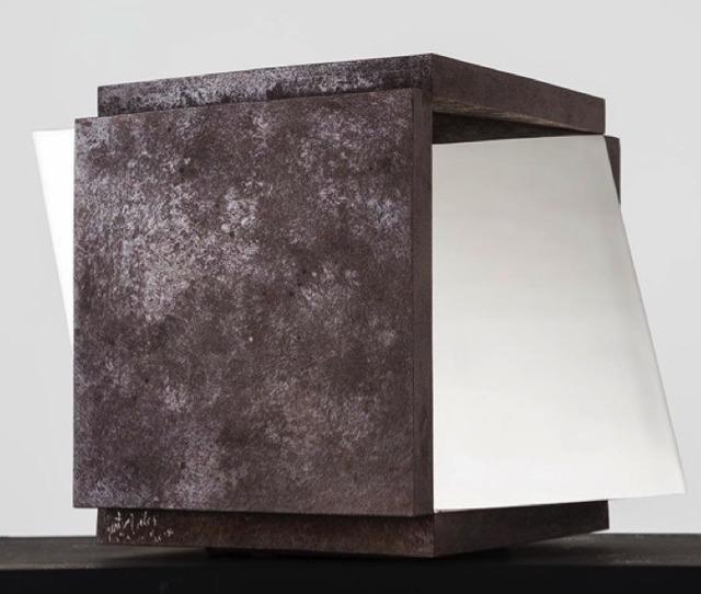 , 'Entre Cubos,' 2018, LGM Arte Internacional