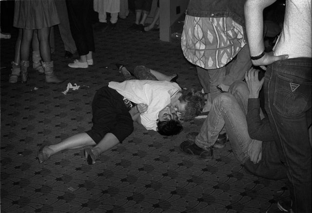 , 'Camden Palace,' 1982, Charlie Smith London