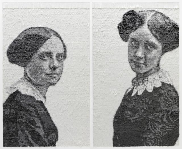 , 'Les deux soeurs,' 2016, Yossi Milo Gallery