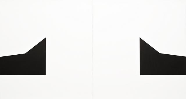 , '6 AM / 6PM, from TAC-TIC series,' 2013, LURIXS: Arte Contemporânea