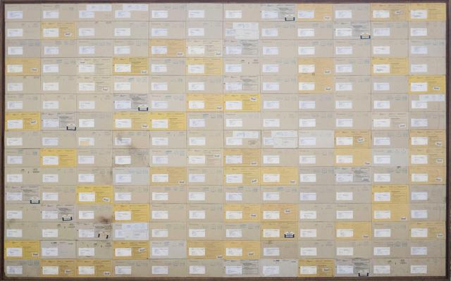 , 'Strafzettel,' 2012-2019, Ruttkowski;68