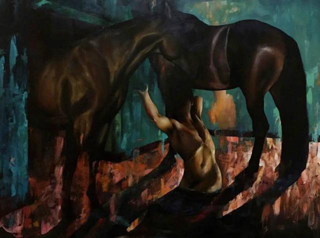 Chandra Fanti, 'Il mito di Fedro 0', 2014, Instantdreams