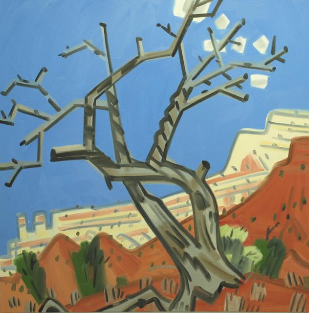 , 'Cypress at Ghost Ranch,' 2011, David Richard Gallery