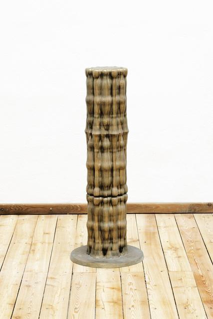 , 'Small Humanitas Column I,' 1963-1986, Galerie Bei Der Albertina Zetter