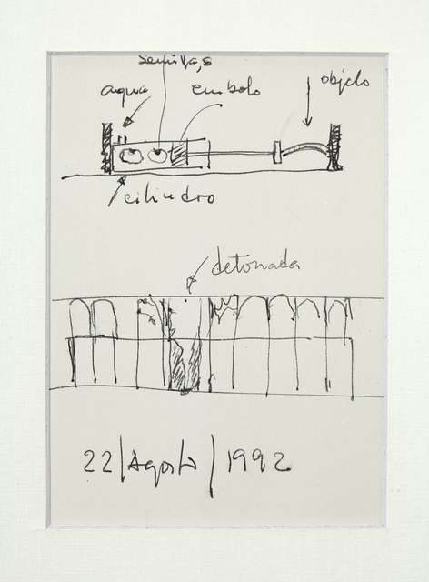 Victor Grippo, 'Sin Título', 1992, Alexander and Bonin