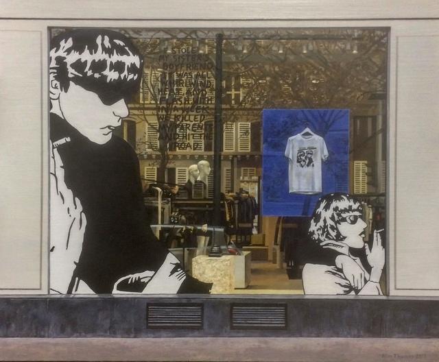 , 'PARIS GOO,' 20172018, The Front Gallery
