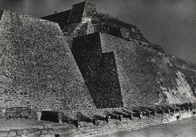 , 'Pyramid of Tenajuca,' , Hammer Museum