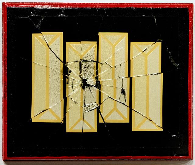 , 'Damaged Goods,' 2015, ANNO DOMINI