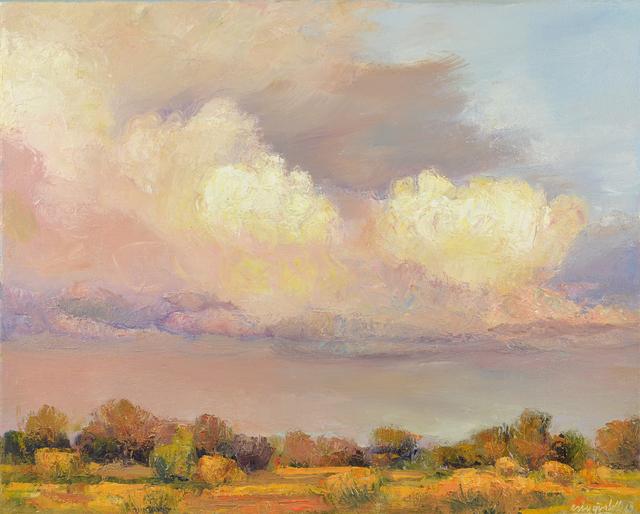 , 'Countenance of Sky,' 2018, Mark White Fine Art