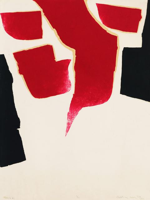 , 'Torch,' 1976, Galerie du Monde