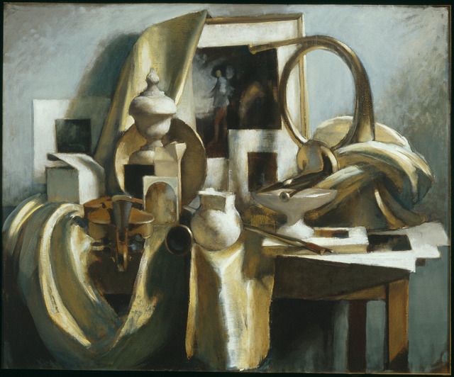 , 'Still Life with Charles,' 1989, Susan Calloway Fine Arts