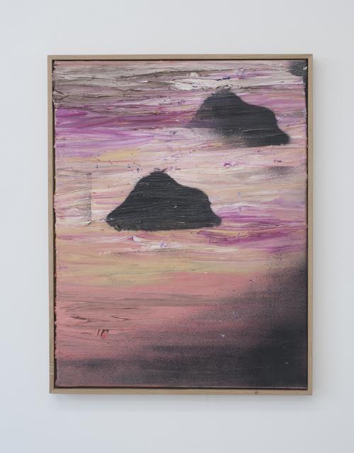 , 'Peinture de nuages,' 2017, Meessen De Clercq