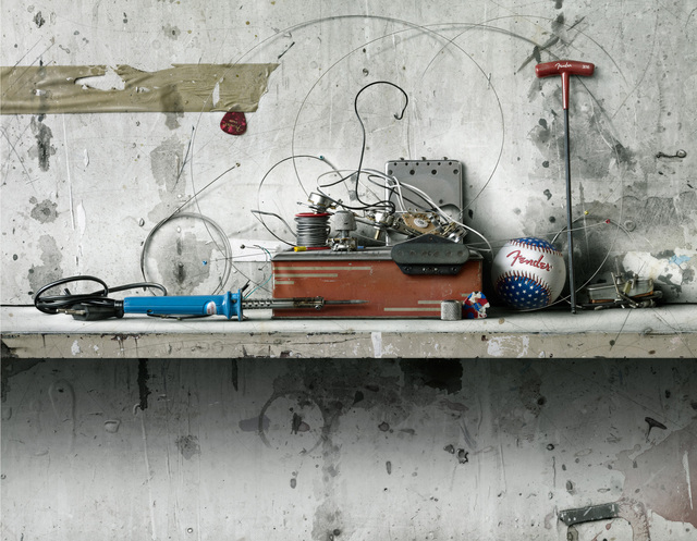 , 'Still Life with Guitar,' 2012, Forum Gallery