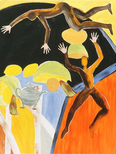 Carole Eisner, 'Still Life with Teapot', 1992, Susan Eley Fine Art