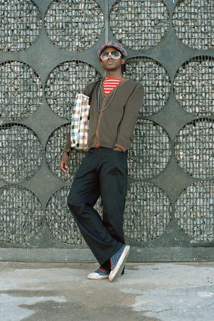 , 'Kepi III,' 2003, Afronova