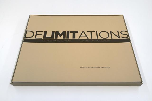 , 'DeLIMITations Survey,' 2016, Rick Wester Fine Art