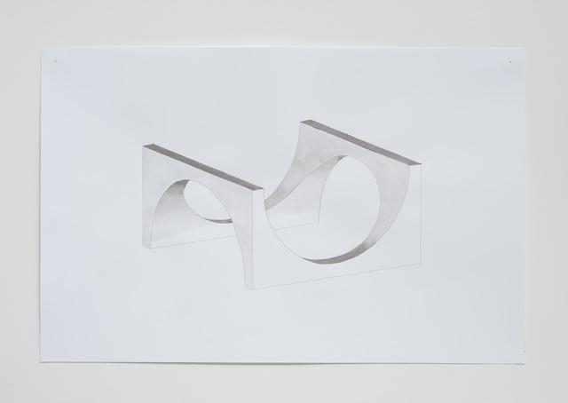 , 'Módulo 1,' 2016, Galeria Luisa Strina