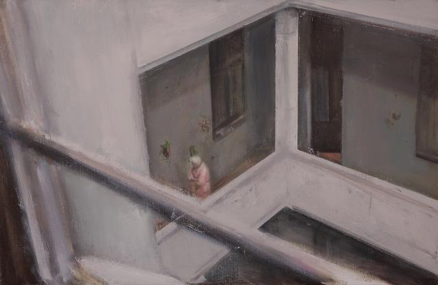 , 'Interior Architecture #2,' 2014, Galerie Anne-Sarah Bénichou