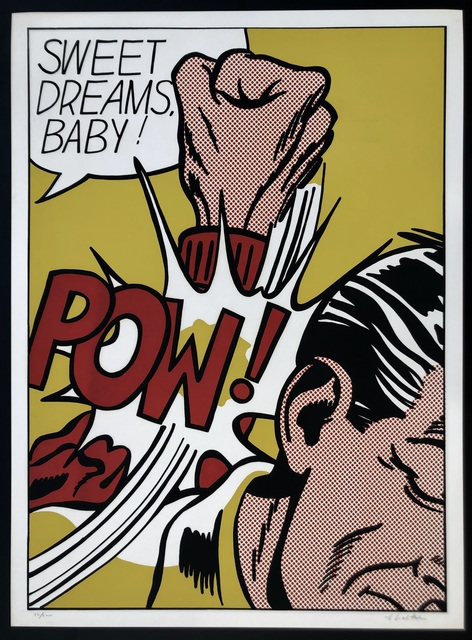 Roy Lichtenstein, 'Sweet Dreams Baby!', 1965, Roy Art Consulting & Trading