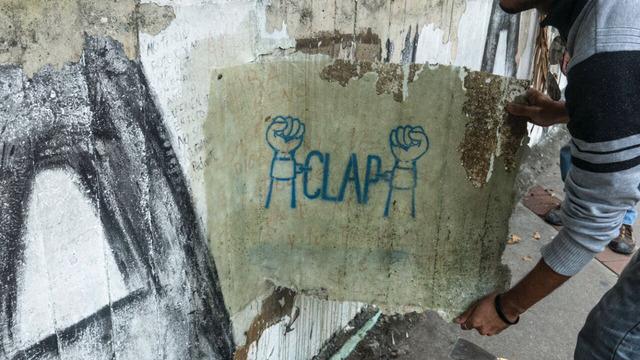, 'CLAP,' 2017, Revolver Galería