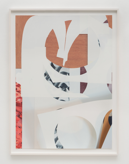 Kevin Appel, 'Composite 24 (terse rejoinder)', 2017, Painting, Oil and UV ink on canvas over panel, Christopher Grimes Projects