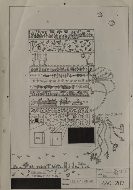 , 'Installation Plan,' 2015, Mario Mauroner Contemporary Art Salzburg-Vienna