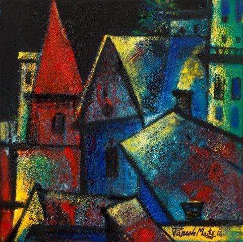 , 'Winter light,' 2014, Gallery Sumukha