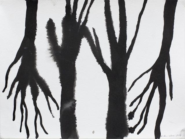 Klara Kristalova, 'Wood Wood', 2014, Galleri Magnus Karlsson