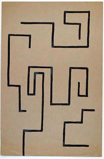 , 'Untitled ,' 1943, Washburn Gallery