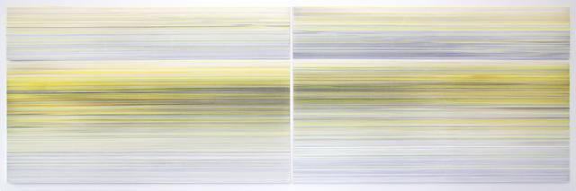 , 'the walking eye,' 2018, Carrie Secrist Gallery