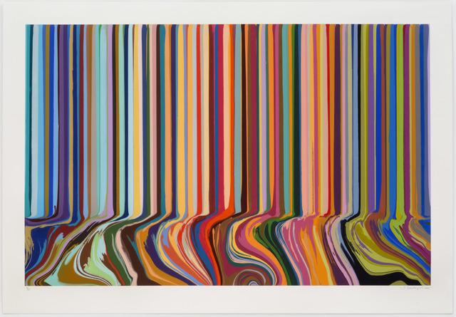 , 'Colourcade Buzz,' 2015, Alan Cristea Gallery