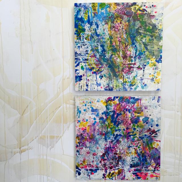 , 'The Din of Silence,' 2015, Joshua Tree Art Gallery