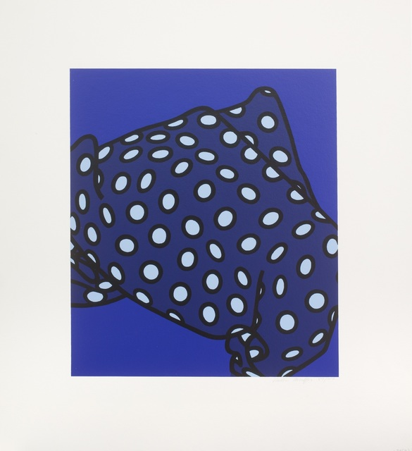 Patrick Caulfield, 'She'll Have Forgotten Her Scarf', 1973, Joanna Bryant & Julian Page