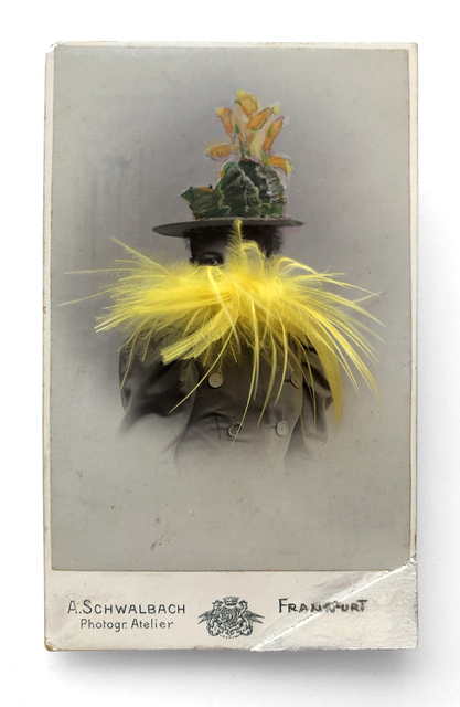 , 'Woman Eating a Canary Nº1,' ca. 1998, Laurence Miller Gallery