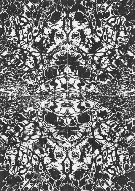 , 'F60.9-I,' 2015, Wilding Cran Gallery