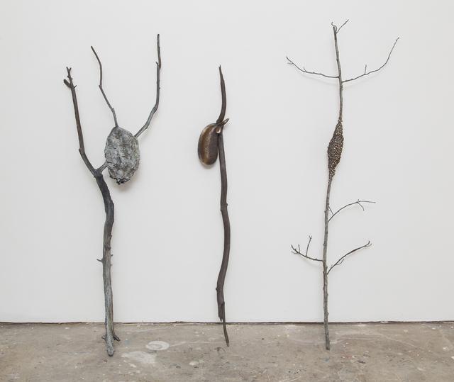 Malia Jensen, 'Three Sisters: Nest, Flee, Swarm', 2016, Elizabeth Leach Gallery
