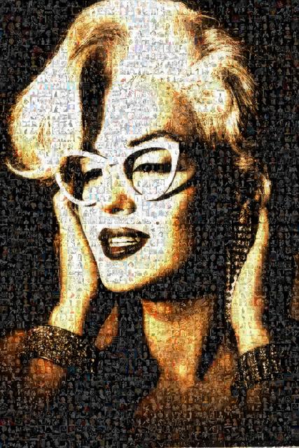 , 'Marilyn,' 2017, BOCCARA ART