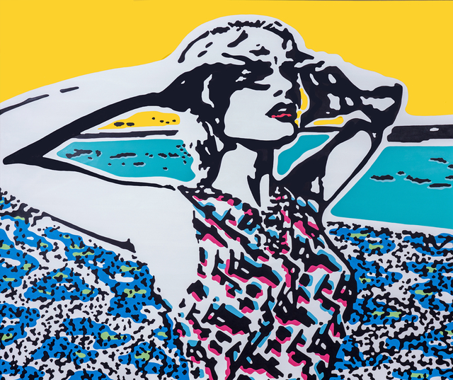 Marcelo Zeballos, 'Unforgettable summer', 2019, Mamush Gallery