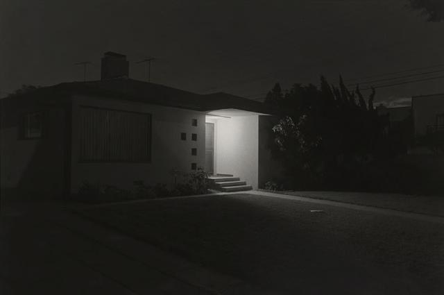 , 'Night Walk #28,' 1995, ROSEGALLERY