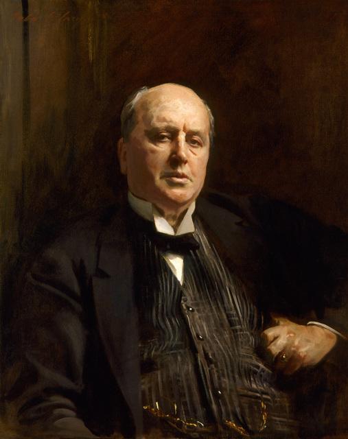 , 'Henry James,' 1913, Isabella Stewart Gardner Museum