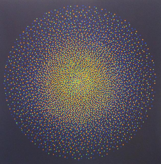, 'Alchimie,' 1997, Del Infinito