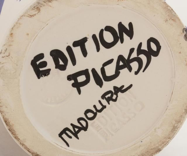 Pablo Picasso, 'Hibou', 1954, Design/Decorative Art, White earthenware ceramic pitcher, Hindman
