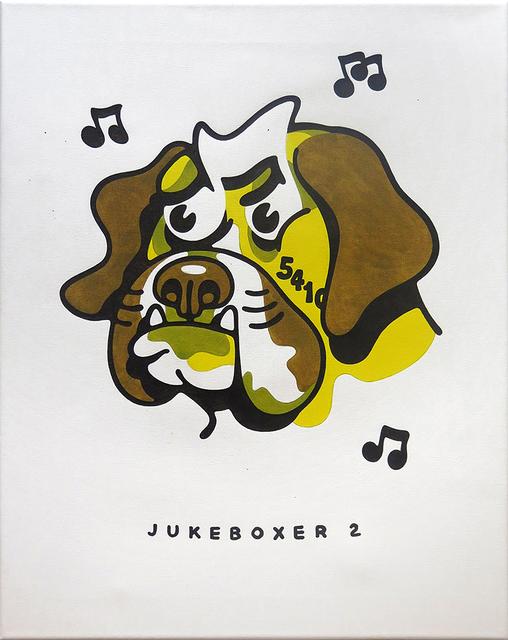 , 'Jukeboxer 2,' 2018, KOLLY GALLERY