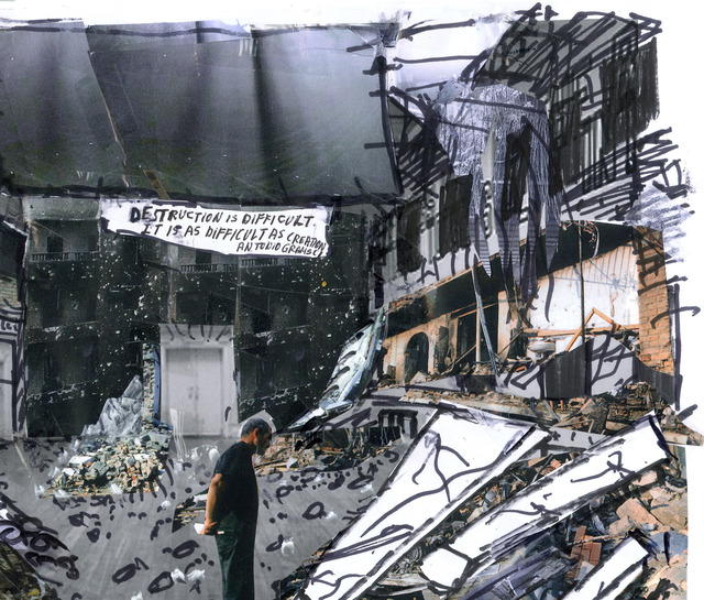 , 'In-Between,' 2015, South London Gallery