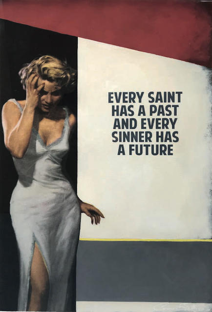, 'Every Saint Has A Past ,' 2018, Maddox Gallery