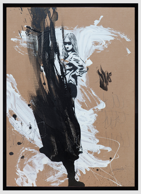 , 'Sahara,' 2011, Circle Culture