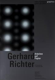 Arbeiten Auf Papier, a poster for